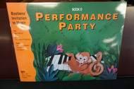 Bastien's Invitation to Music Performance Party Book D
