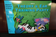Bastiens' Invitation to Music Theory & Ear Training Party Book B