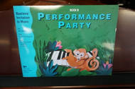 Bastien's Invitation to Music Performance Party Book B