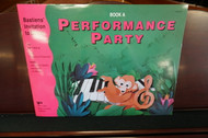 Bastien's Invitation to Music Performance Party Book A