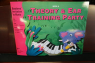 Bastiens' Invitation to Music Theory & Ear Training Party Book A