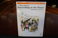 Helen Marlais' Succeeding at the Piano Theory and Activity Book Grade 4
