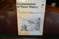 Fundamentals of Piano Theory Level Eight