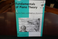 Fundamentals of Piano Theory Level Seven