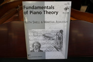 Fundamentals of Piano Theory Level Five