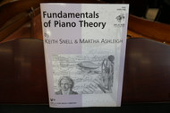 Fundamentals of Piano Theory Level One