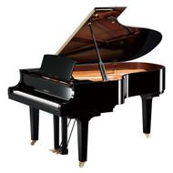 Yamaha C5X Polished Ebony Grand Piano