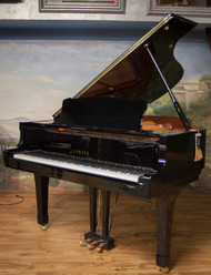 "Yamaha C3 6' 1"" Conservatory Collection Grand Piano"