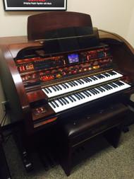 Lowrey Sensation SU430 Organ with Deluxe Bench