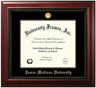 JMU Executive Diploma Frame
