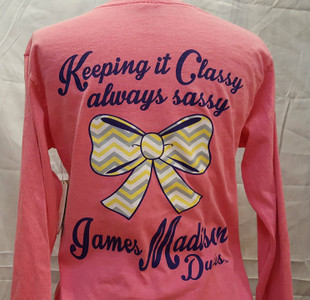 Keep it Classy Long Sleeve Shirt