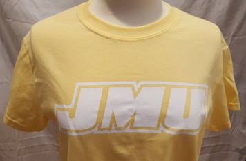 JMU Rainbow T's - Yellow Haze