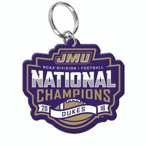 2016 NCAA Championship Keychain