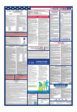 New york total labor law poster sciox Choice Image