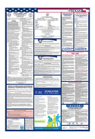 Texas Total Labor Law Poster