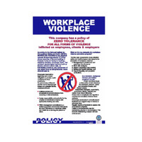 Anti-Workplace Violence Poster
