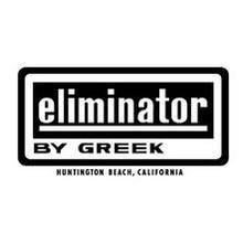 Eliminator Sticker