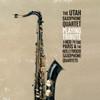 Playing Tribute: Paris and Hollywood Sax. Quartets [double CD] - Utah Saxophone Quartet