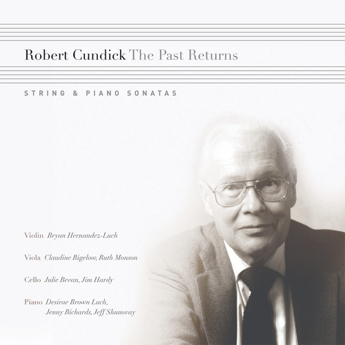 The Past Returns [CD] - Robert Cundick