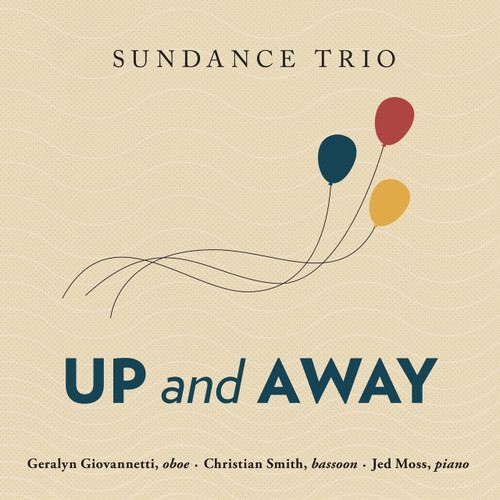Up and Away [CD] - Sundance Trio