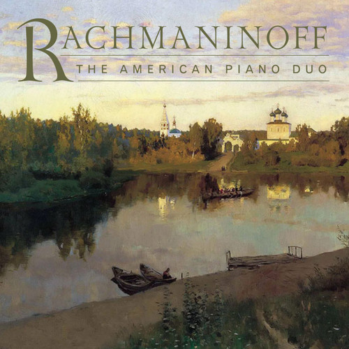 Rachmaninoff [CD] - The American Piano Duo