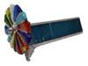 3in Image Wheel-Teal