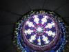 Kaleidoscope 'Black Ops 2' in Stained Glass by Joanne Jacobs