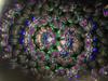 Kaleidoscope - Supernova in Brass by Jon Greene | Chesnik Scopes