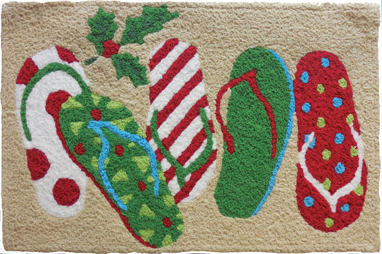 Christmas Sandals - Jellybean®