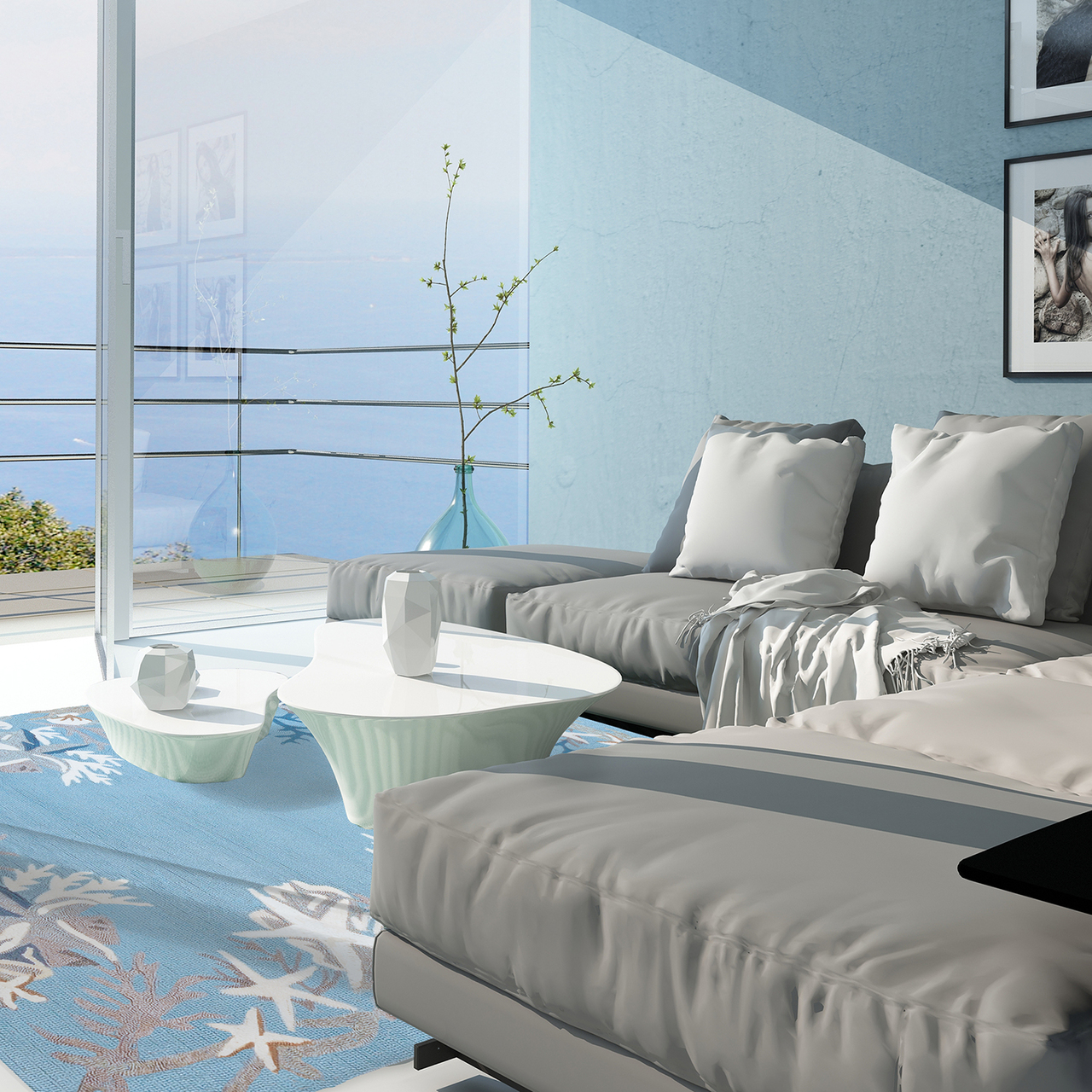 White Coral Reef - Homefires™