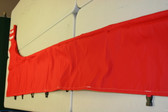 Mainsail Cover 14 Feet Red