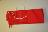 Tiller Cover 44 Inches Red