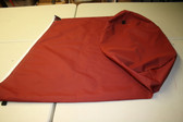 Hank-on Jib Bag Burgundy Large