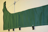 8 Foot Forest Green Main Sail Cover