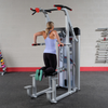 Body Solid SERIES II ASSISTED CHIN AND DIP MACHINE