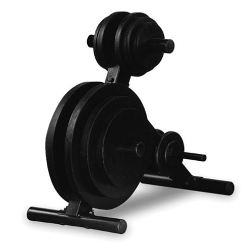 Body Solid Powerline Olympic Weight Tree
