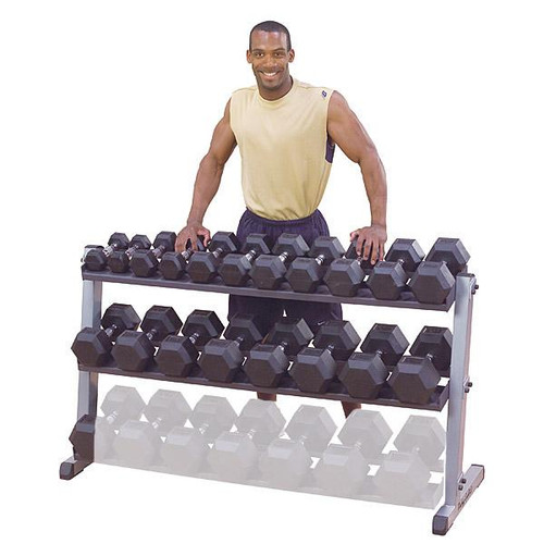 Body Solid Pro Dumbbell Rack (GDR60)