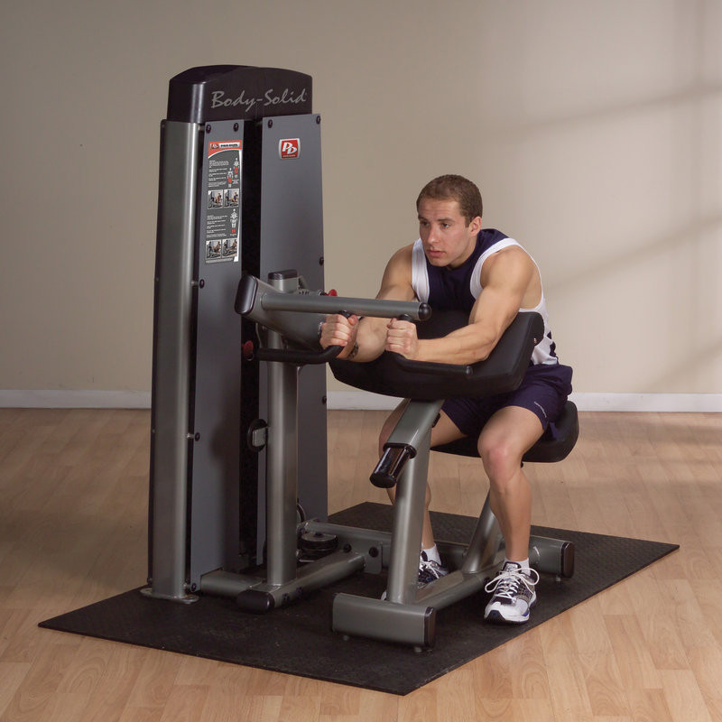 triceps workout machine