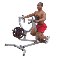 Body Solid Seated Back Row Machine