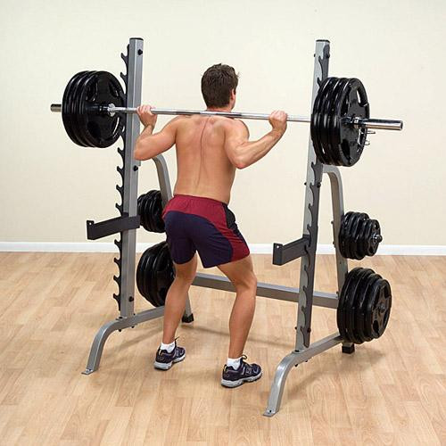Body-Solid Commercial Multi-Press Rack (GPR370)