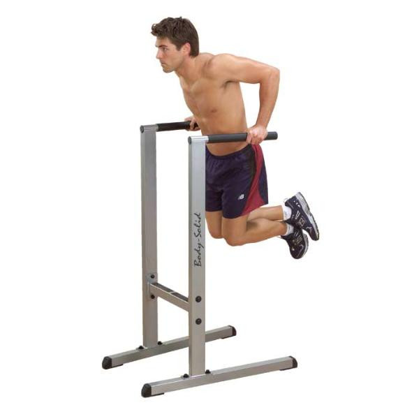 Body Solid Free Standing Dip Station (GDIP59) (