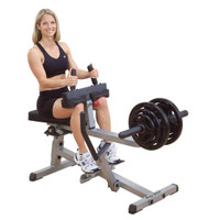 Body Solid GSCR349 Commercial Seated Calf Raise Machine