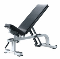 York Barbell 54027 Flat-To-Incline Bench