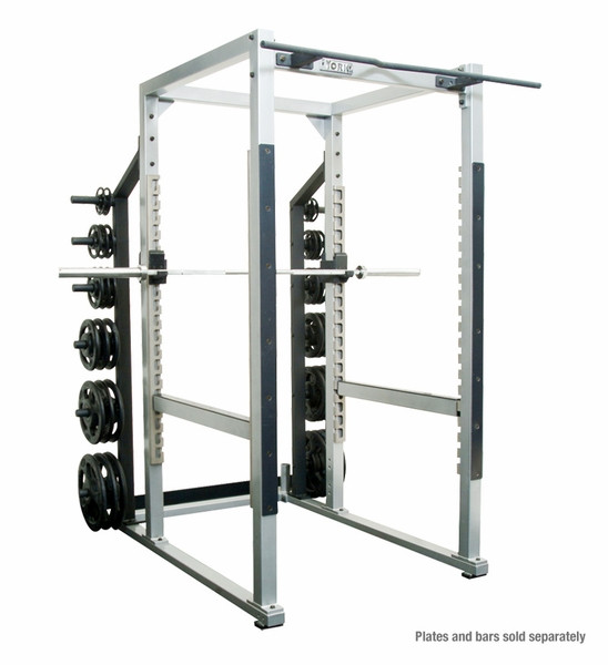 York ST Power Rack w/ Hook Plates, 54006 (54006)