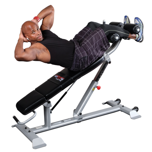 Body Solid PRO CLUBLINE AB BENCH (SAB500 )