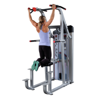 Body Solid SERIES II ASSISTED CHIN AND DIP MACHINE (S2ACD )
