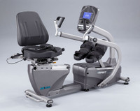 MS300 Recumbent Total Body Stepper by Spirit