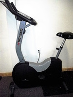 Body Guard Organic Upright Bike