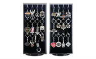 HARLEY-DAVIDSON KEY CHAIN DISPLAY 72 KEYCHAINS (HDKJ72DKIT1)
