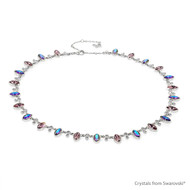 Paradise City Necklace Embellished With Swarovski® Crystals